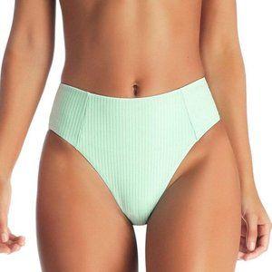 Vitamin A Sienna High Waist Bikini Bottom NWT